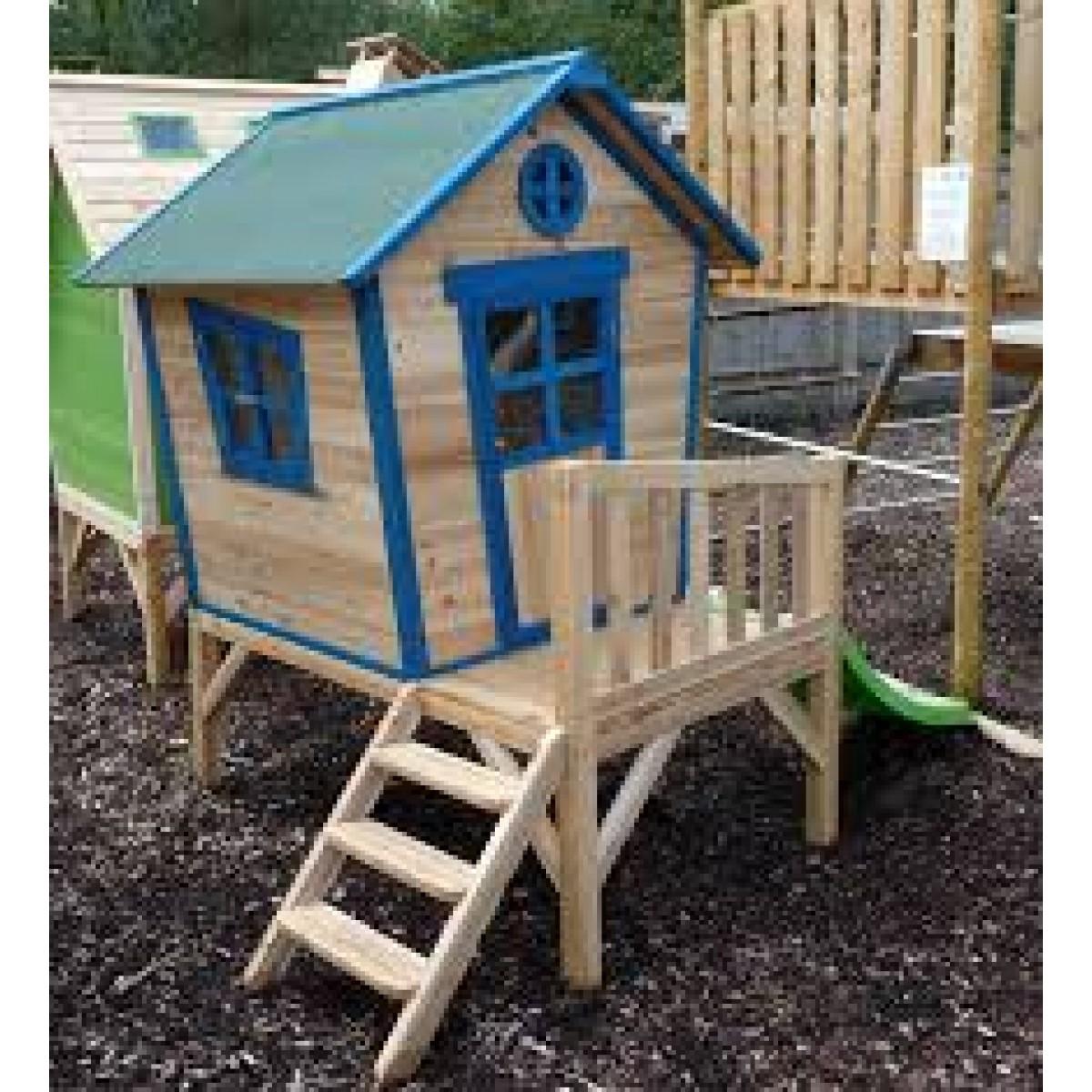 Идеи для детского домика на даче своими руками фото